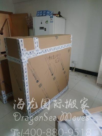 深圳搬家具到日本怎么操作