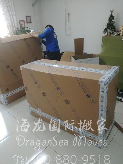 深圳搬家具到日本操作流程