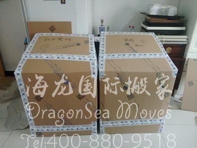 深圳搬家具到日本流程怎样