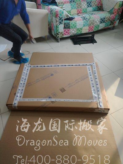 深圳搬家具到日本价格
