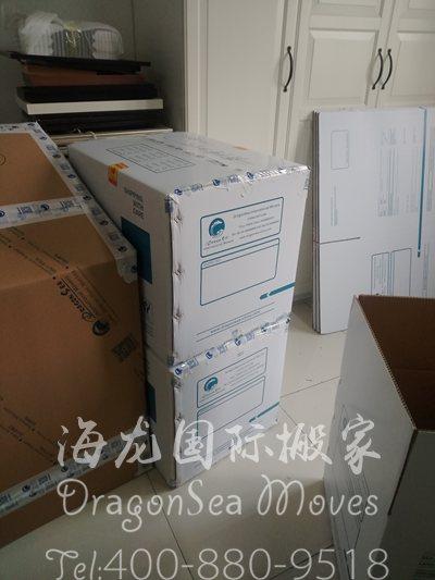 深圳搬家具到日本