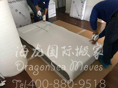 广州海运旧家具到台湾怎么搬