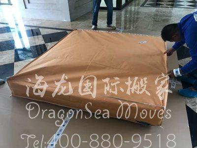 如何广州海运旧家具到台湾