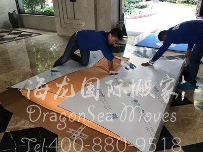 广州海运旧家具到台湾