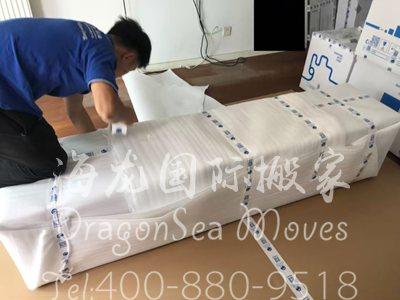 广州长途海运旧家具到台湾