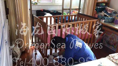 北京国际海运家具到新加坡