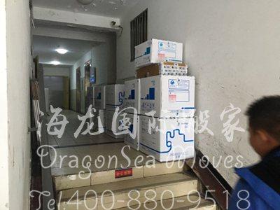 北京门到门越洋海运家具到新加坡
