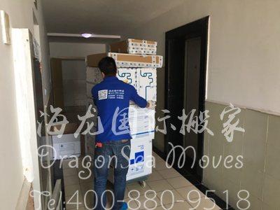 北京门到门跨国海运家具到新加坡