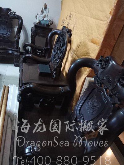 深圳海运旧家具到法国
