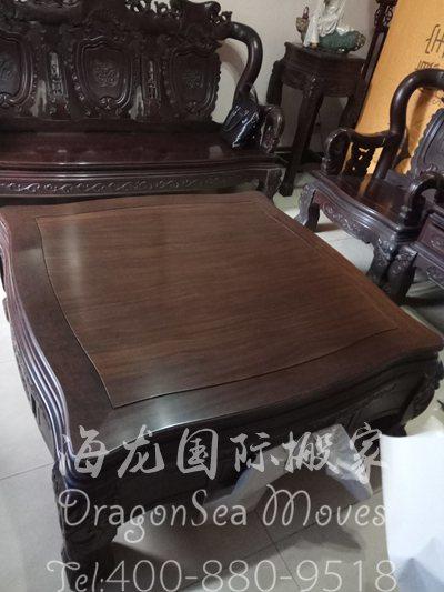 深圳海运旧家具到法国流程