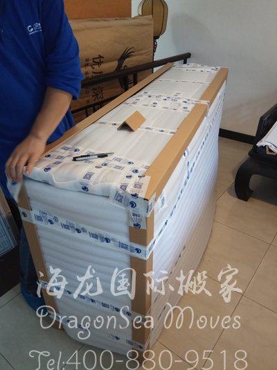 深圳海运旧家具到法国操作