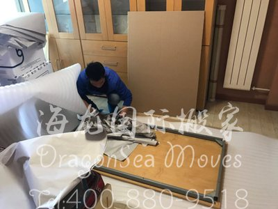 广州海运家具到新西兰