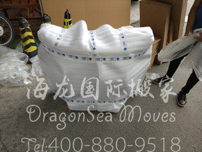 上海家具搬到英国怎么操作