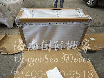 上海家具搬到英国价格