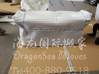 上海家具搬到英国流程