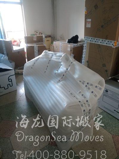 广州国际海运家具到日本