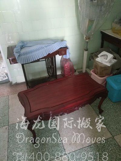 广州移民海运家具到日本