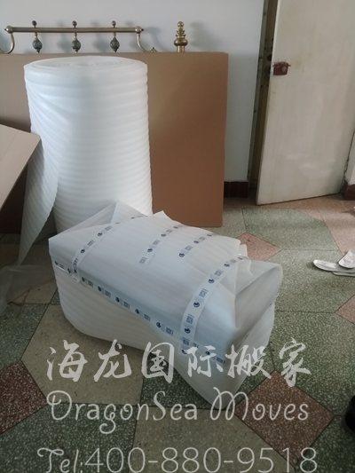 广州越洋海运家具到日本
