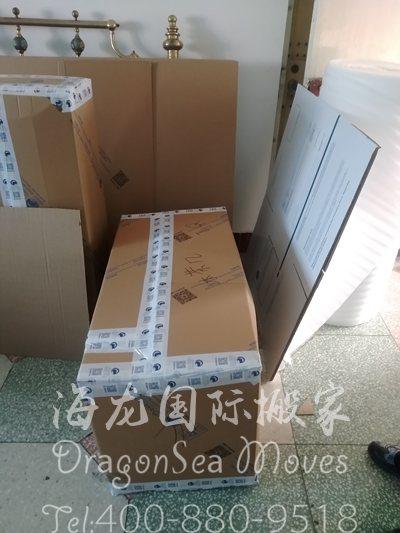 广州门到门海运家具到日本