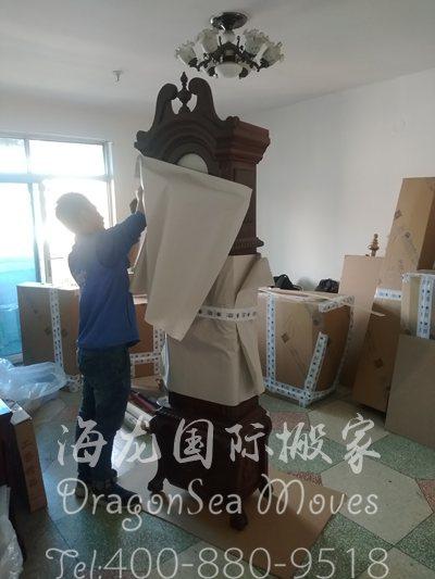 广州海运家具到日本