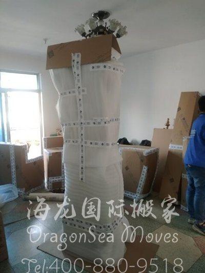 广州海运家具到日本物流公司