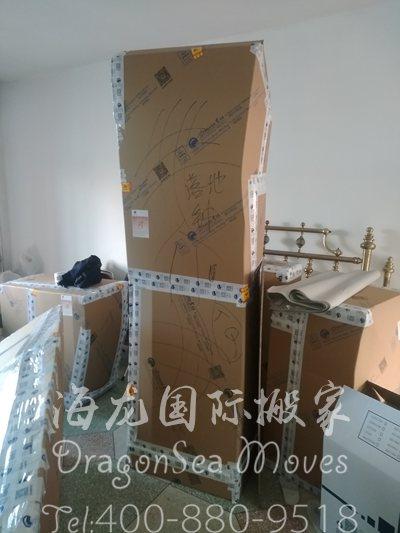 广州海运家具到日本搬家公司