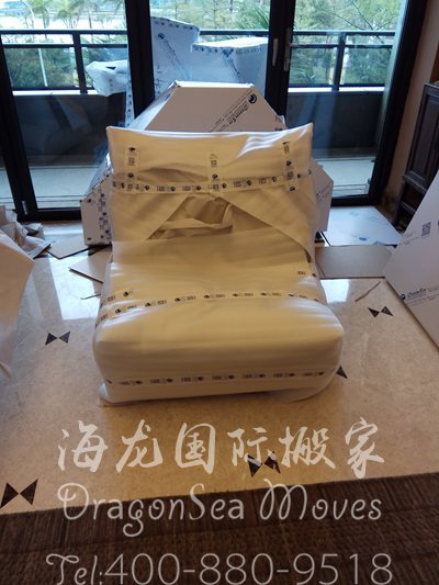 北京门到门长途搬家到台湾怎么打包