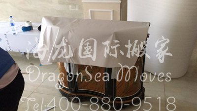 深圳移民海运旧家具到马来西亚