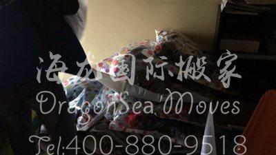 上海移民海运家具到新西兰
