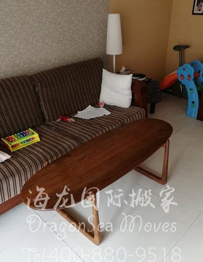 广州搬旧家具到香港