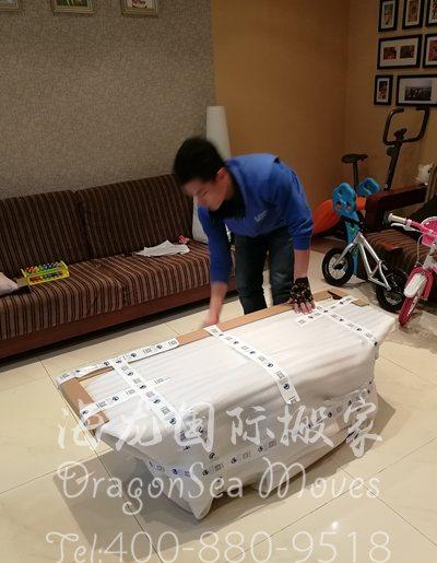 广州搬旧家具到香港中港搬家公司