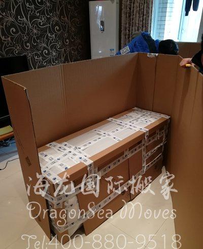 广州搬旧家具到香港流程