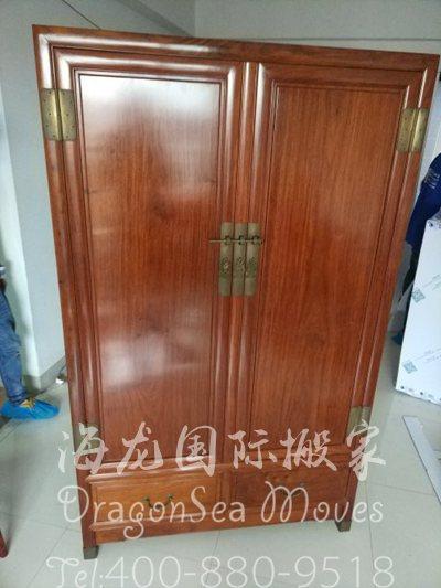 深圳家具海运到新西兰搬家公司