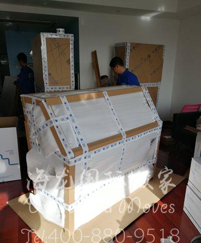 上海长途搬运私人物品到台湾怎么办理