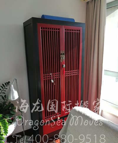 上海长门到门途搬运私人物品到台湾