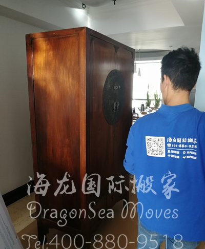 上海长途搬运私人物品到台湾多长时间