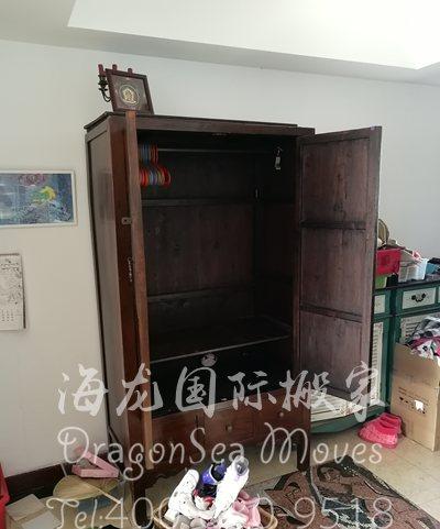 上海长途搬运私人物品到台湾多少钱