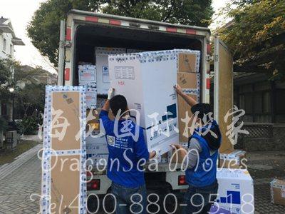 深圳海运私人物品到台湾操作流程