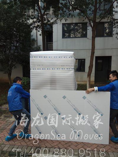 上海跨国海运私人物品到日本