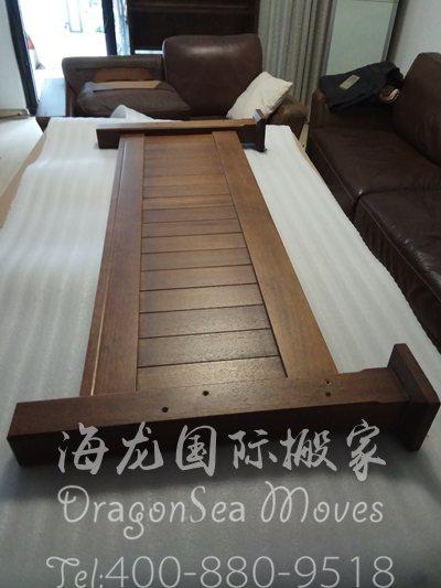 上海国际海运私人物品到日本