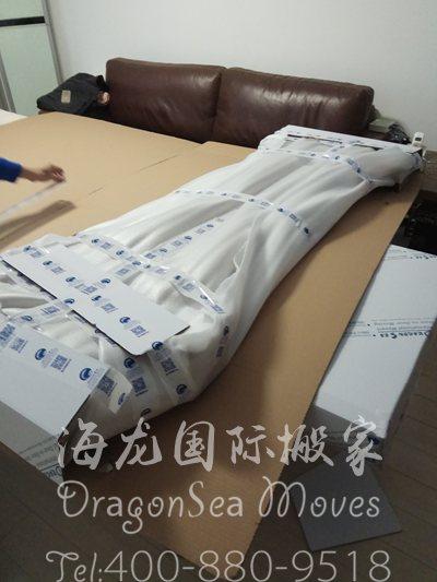 上海海运私人物品到日本中国搬家公司