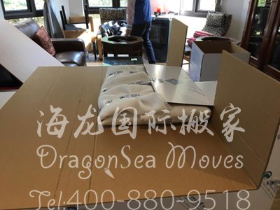 从上海往新加坡移民海运搬家价格