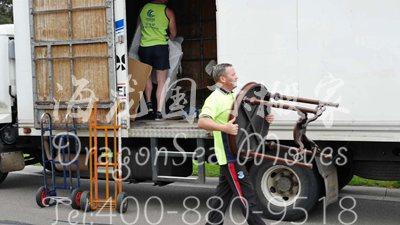 海运家具到新西兰