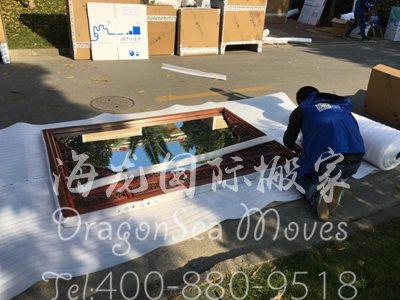 深圳海运旧家具到日本运费