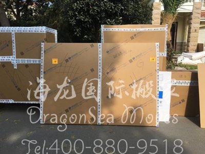 深圳海运旧家具到日本操作流程