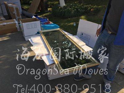 深圳海运旧家具到日本