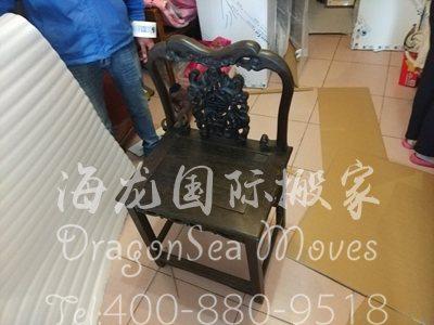 上海跨国搬运私人物品到法国流程如何