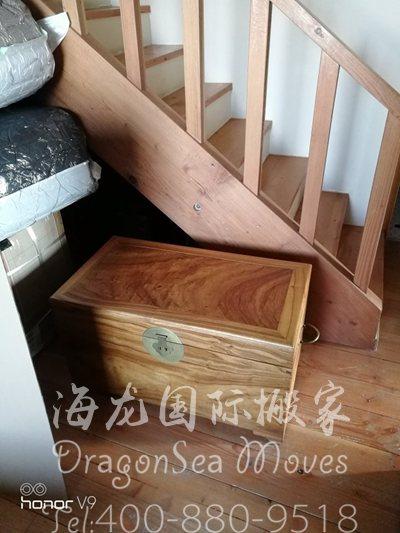 深圳海运旧家具到新加坡