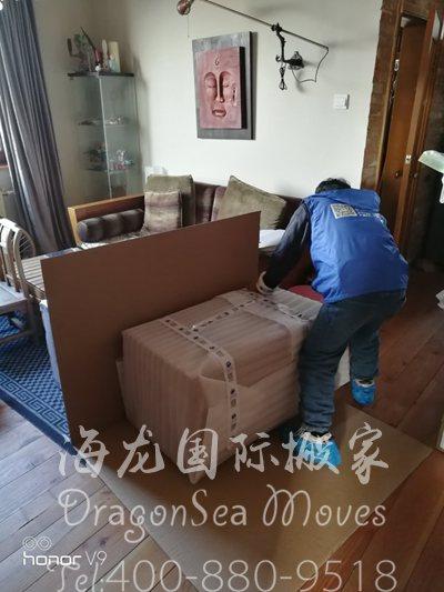 深圳海运旧家具到新加坡怎么操作