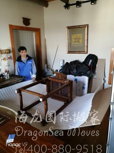 深圳海运旧家具到新加坡流程如何